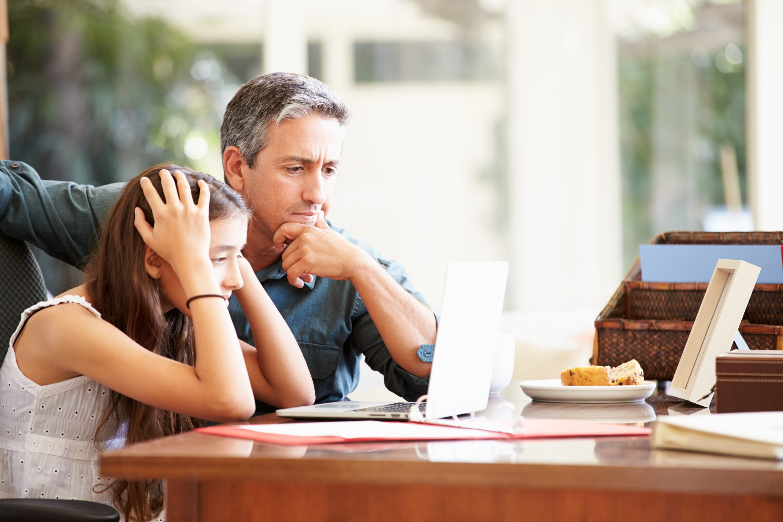 Support home learning with online tutoring